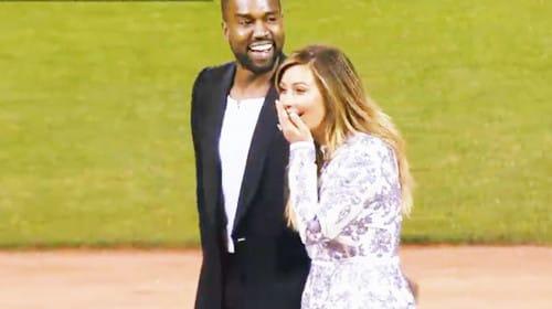 Kim Kardashian in Shock