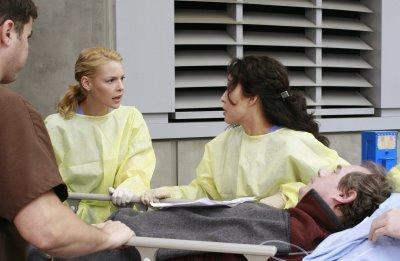 Cristina and Izzie