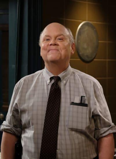 Smiling Hitchcock - Brooklyn Nine-Nine Season 7 Episode 13