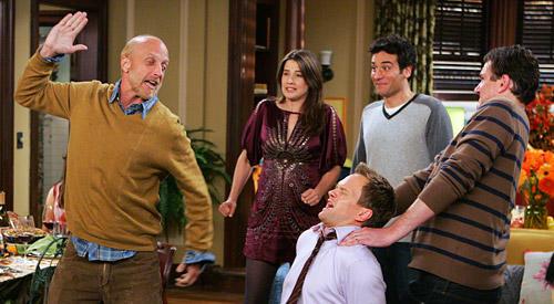 Chris Elliot Slaps Barney