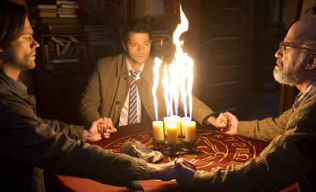 Flame On - Supernatural Season 10 Episode 17