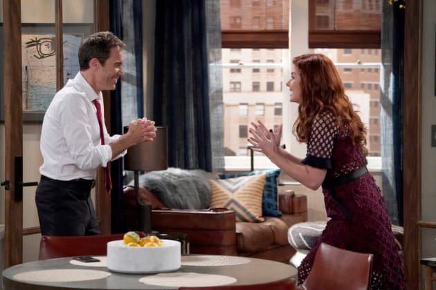 Big Changes - Will & Grace