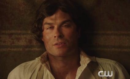 The Vampire Diaries Clip: Damon the Hero?
