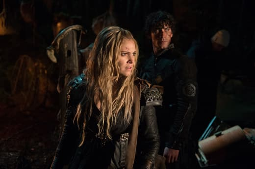 Bellarke - The 100 Season 3 Episode 11