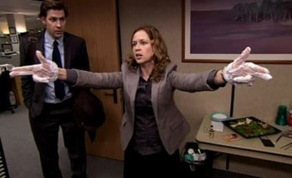 """The Office Quotes: """"Murder"""""""