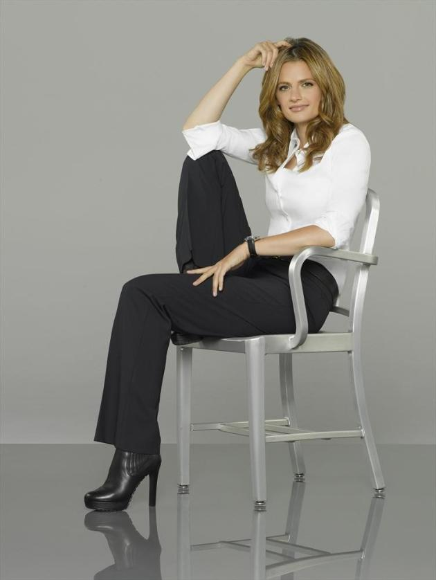 Beckett Looking Casual