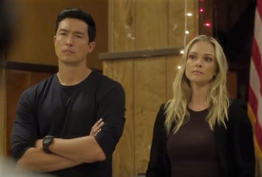 Providing Support - Criminal Minds Season 13 Episode 9