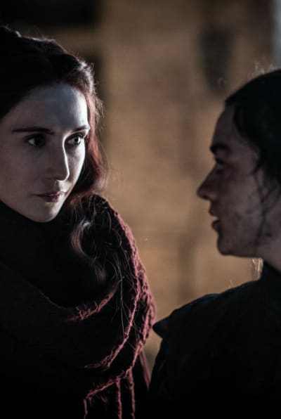 Arya Learns the Truth - Game of Thrones Season 8 Episode 3