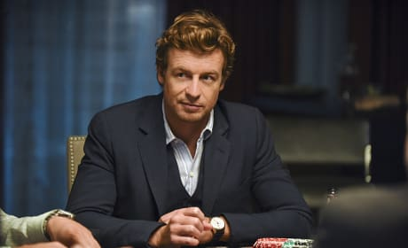 Jane Grows Concerned - The Mentalist