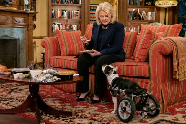 Murphy and her New Dog - Murphy Brown Season 11 Episode 11