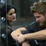 Jane and Roman Share a Moment - Blindspot Season 2 Episode 12