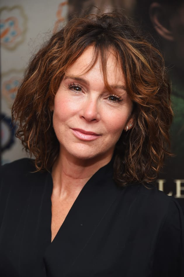 Jennifer Grey Attends Movie Premiere