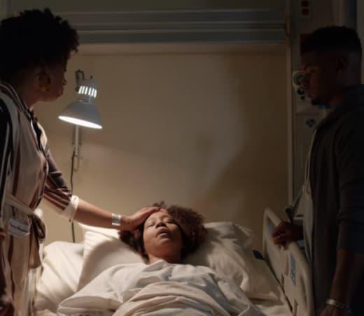 Malika's Loss - Good Trouble Season 1 Episode 13