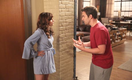 Nick Pretends To Be Gay - New Girl