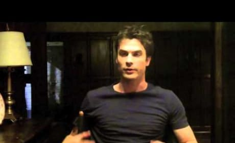 Ian Somerhalder Interview: What's Ahead on Season 5?
