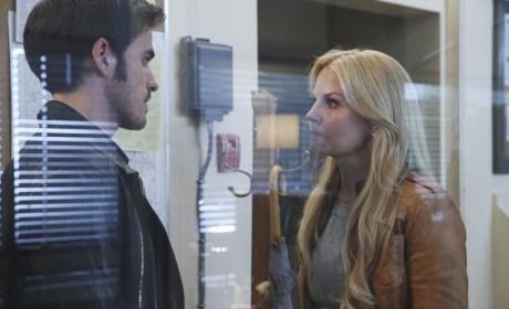 Emma's Not Happy - Once Upon a Time Season 4 Episode 10