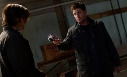 Inside Sam's Head: A Sneak Peek at Supernatural