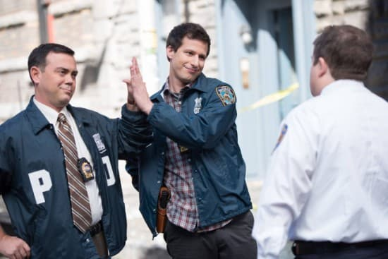Jake and charles brooklyn nine nine