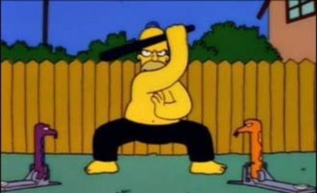 Whacking Day Picture