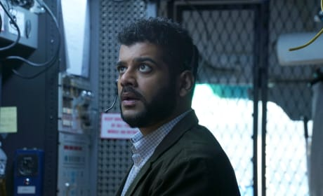 Vikram Is Back - Castle Season 8 Episode 22