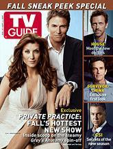 Private Practice in TV Guide