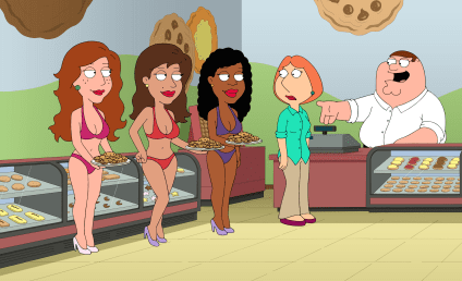 Family Guy Season 13 Episode 3 Review: Baking Bad