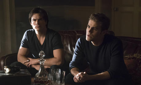 Team Salvatore! - The Vampire Diaries Season 7 Episode 7
