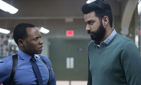 Lies For Love - iZombie Season 2 Episode 17