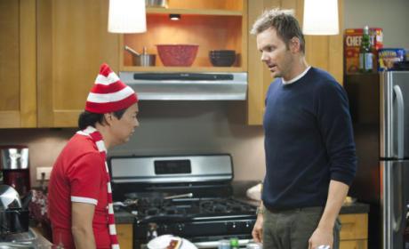 Jeff and Chang