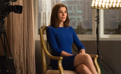 The Good Wife Season 6 Episode 18 Review: Loser Edit