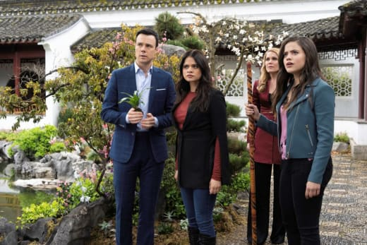 The Charmed Ones Plus Two? - Charmed (2018) Season 1 Episode 21