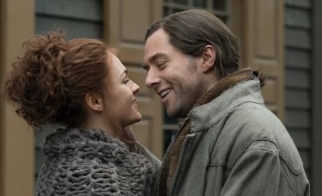 Reunited and It Feels So Good - Tall - Outlander Season 4 Episode 8