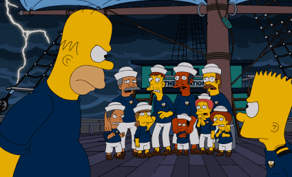 The Simpsons Season 26 Episode 2 Review: The Wreck of the Relationship