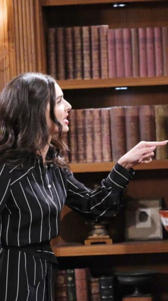 A Heated Exchange/Tall - Days of Our Lives