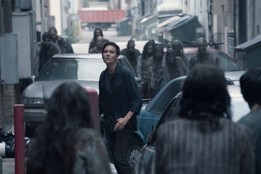 Good News - Fear the Walking Dead Season 4 Episode 16