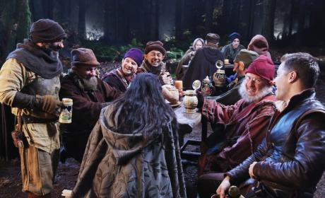 A Party Going On - Once Upon a Time Season 5 Episode 12