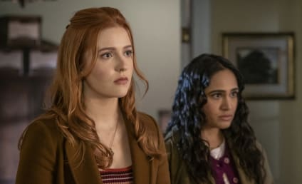 Nancy Drew Season 2 Episode 9 Review: The Bargain of the Blood Shroud
