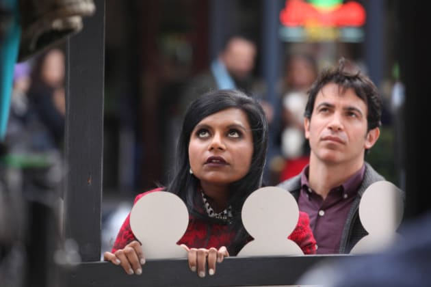 Mindy and Danny Photo