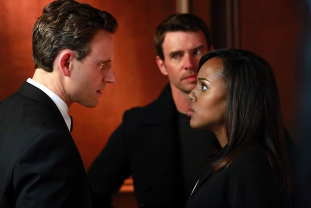 Annalise Puts Fitz In His Place