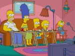 Screen Time - The Simpsons
