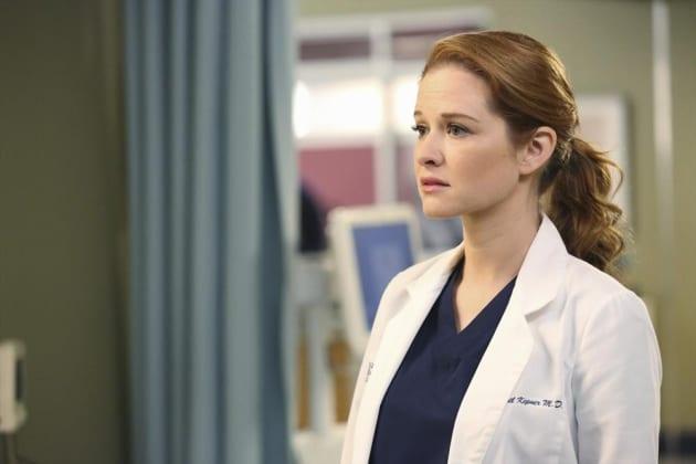Dr. April Kepner - Grey's Anatomy Season 11 Episode 1