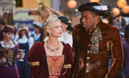 Hart of Dixie Photo Gallery: A Faire Fight