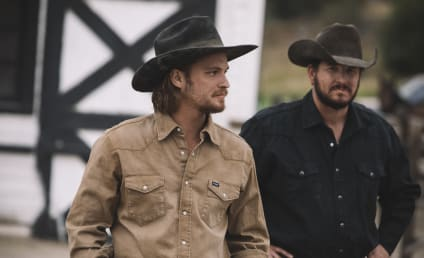 Luke Grimes on Yellowstone Season 2, Kayce's Motivations, and Future