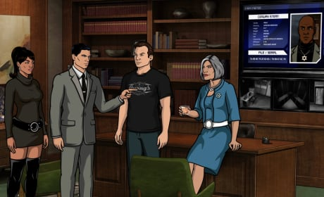 The Team - Archer