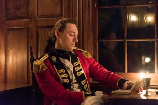 Major Andre - Turn: Washington's Spies
