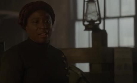 Underground Sneak Peek: It's All About Harriet Tubman!
