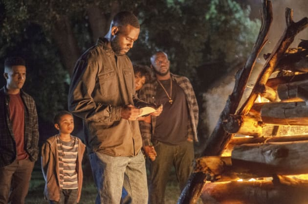 The Bonfire - Queen Sugar Season 3 Episode 4