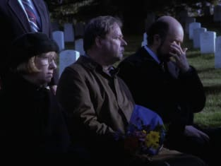 The Funeral - The West Wing Season 1 Episode 10