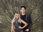 Witney Carlson and Milo Manheim  - Dancing With the Stars