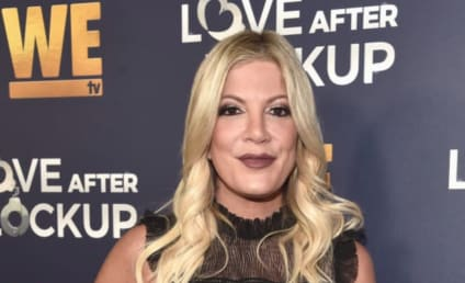 BH90210 Adds a Husband for Tori Spelling